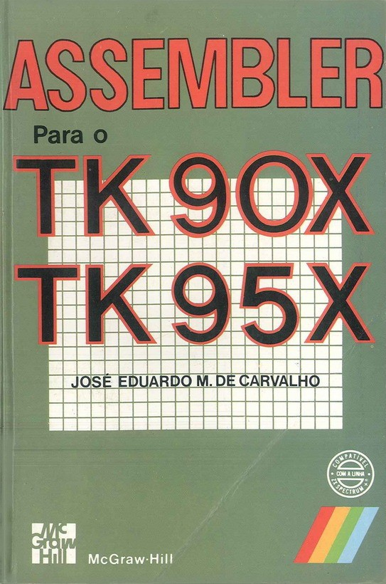 Assembler para o TK90X image, screenshot or loading screen
