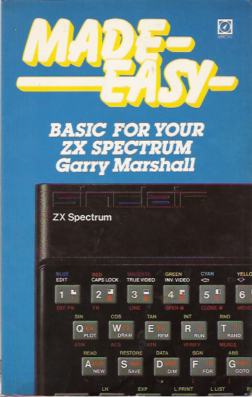 BASIC for Your ZX Spectrum screen