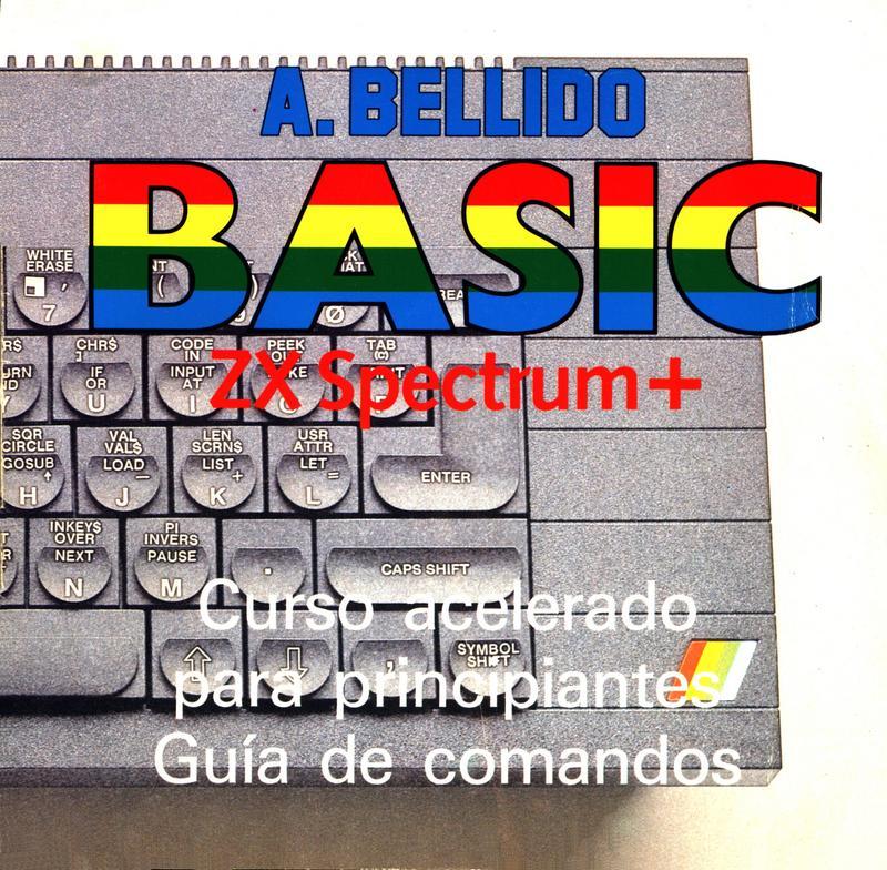 BASIC ZX Spectrum+ image, screenshot or loading screen