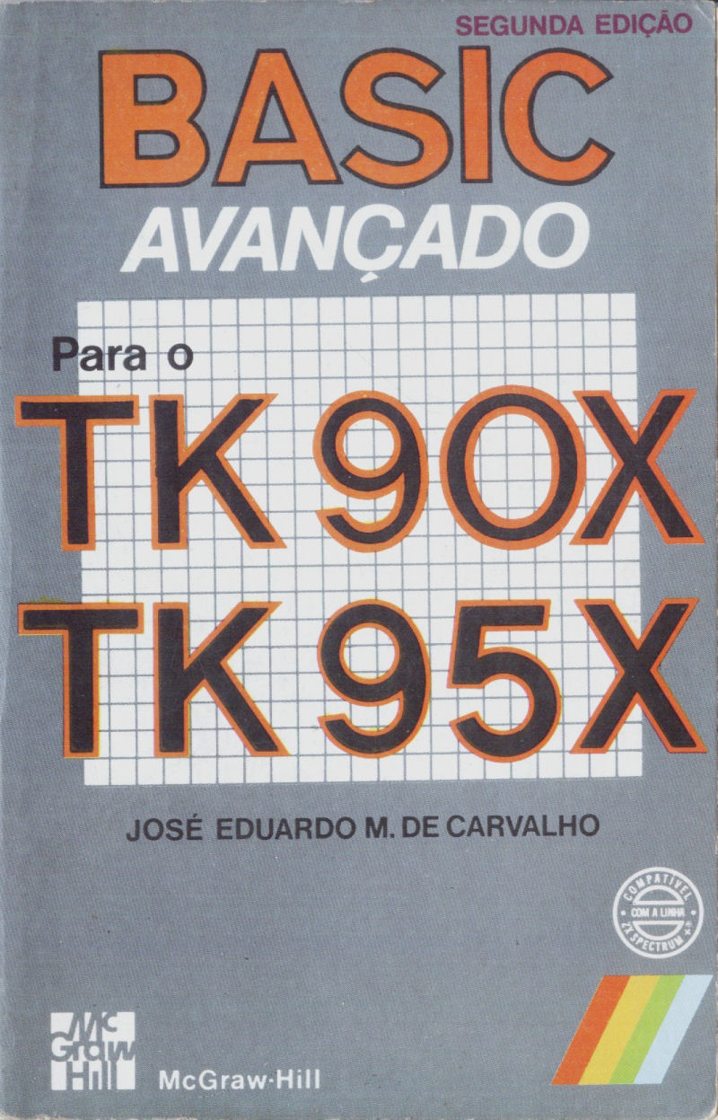 Basic Avancado para o TK90X image, screenshot or loading screen