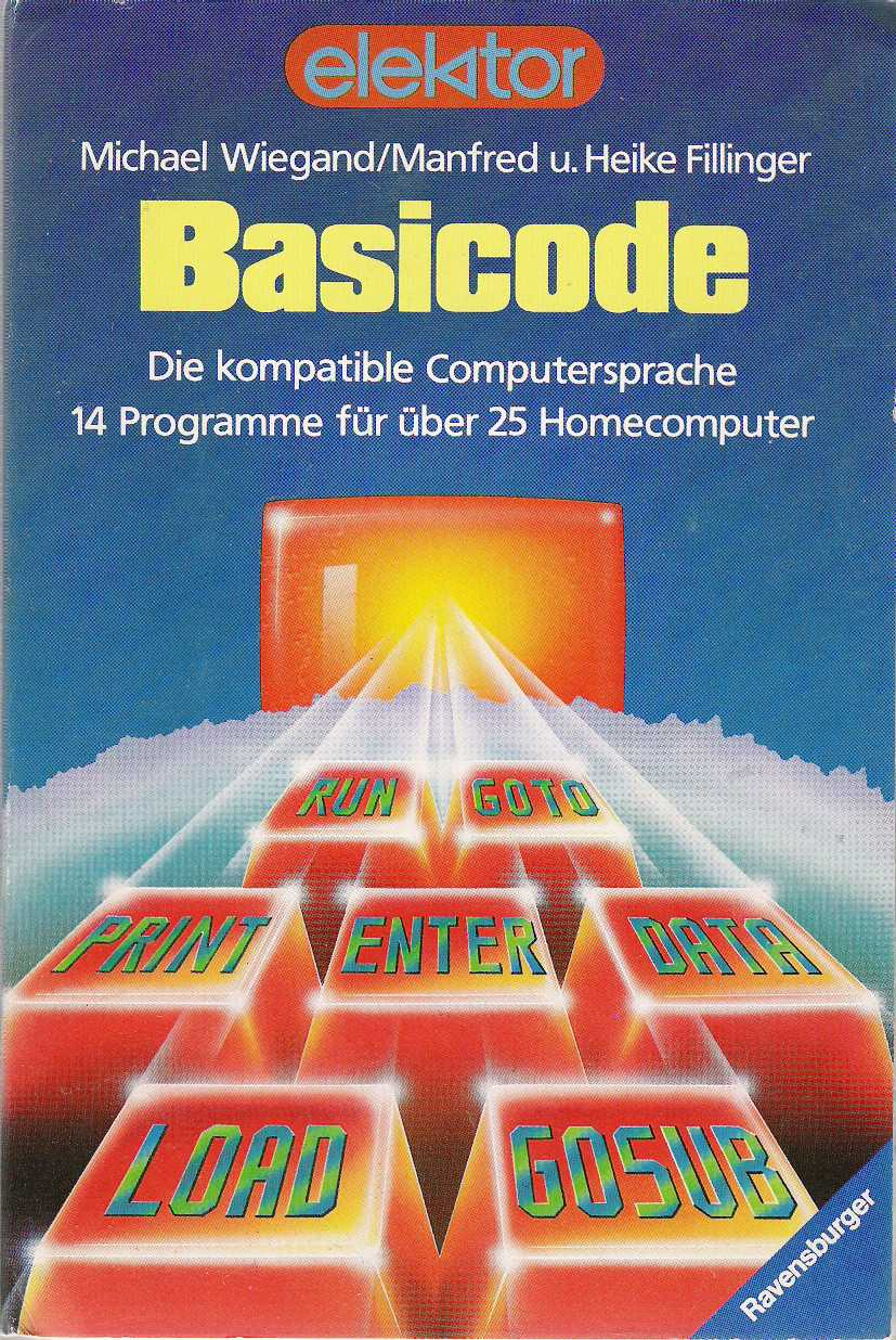 Basicode: Die Kompatible Computersprache screen