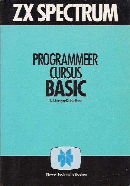 Beginners BASIC for the Spectrum screen