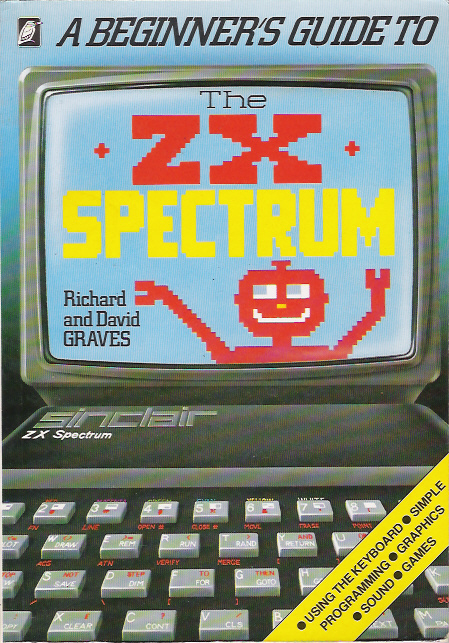A Beginner's Guide to the ZX Spectrum image, screenshot or loading screen