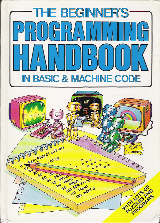 The Beginner's Programming Handbook screen
