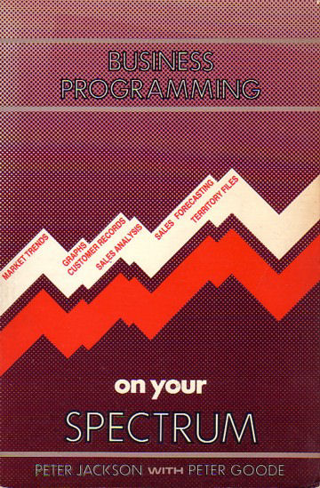 Business Programming on Your Spectrum screen
