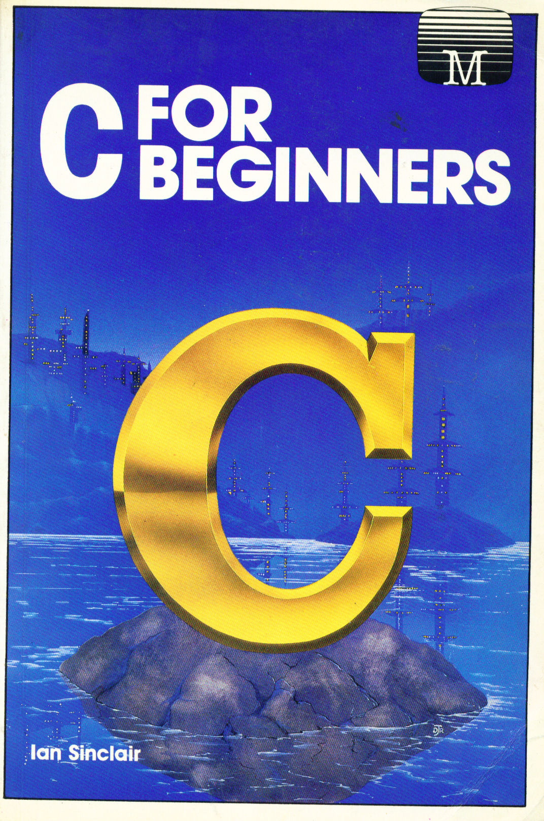 C for Beginners screen