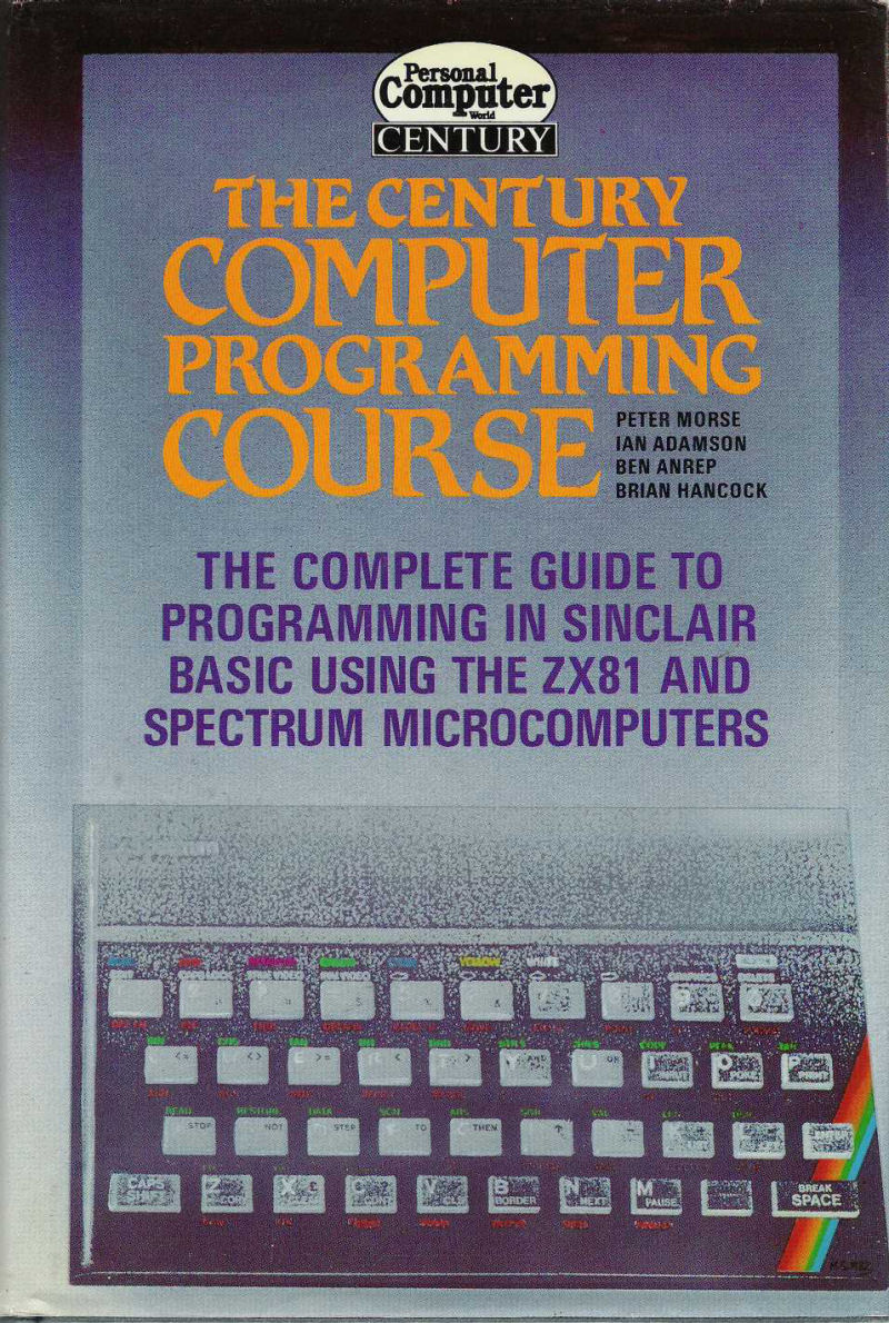 The Century Computer Programming Course screen