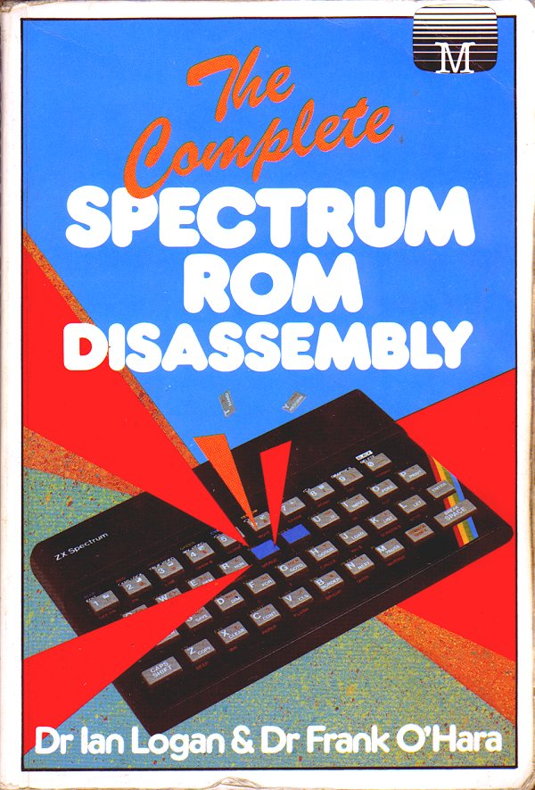 The Complete Spectrum ROM Disassembly screen
