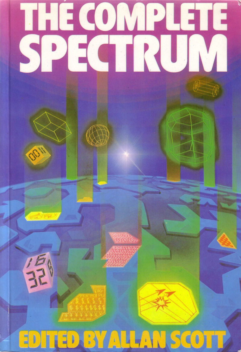 The Complete Spectrum screen
