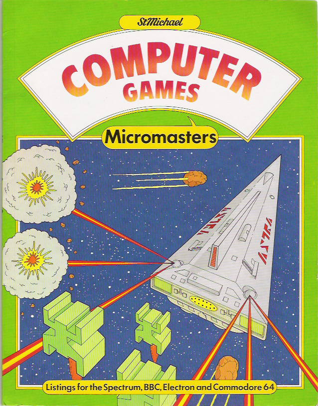 Computer Games screen