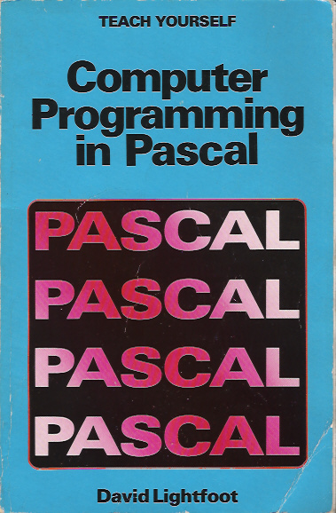 Computer Programming in Pascal screen