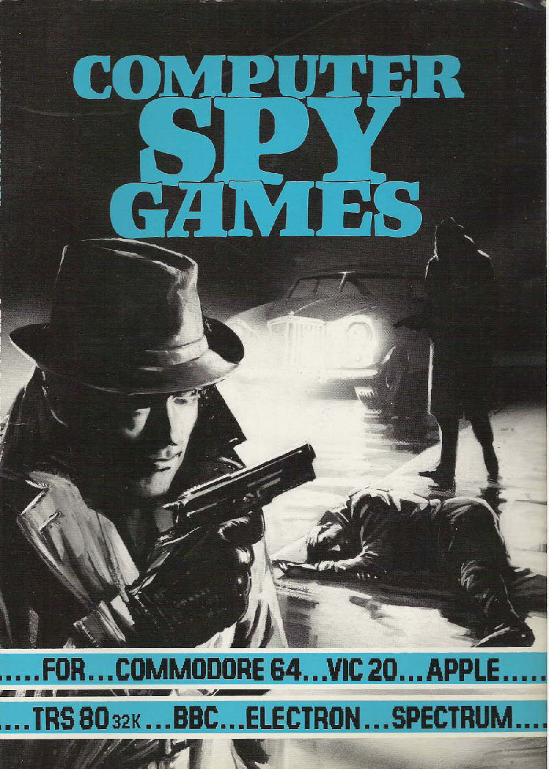 Computer Spy Games image, screenshot or loading screen