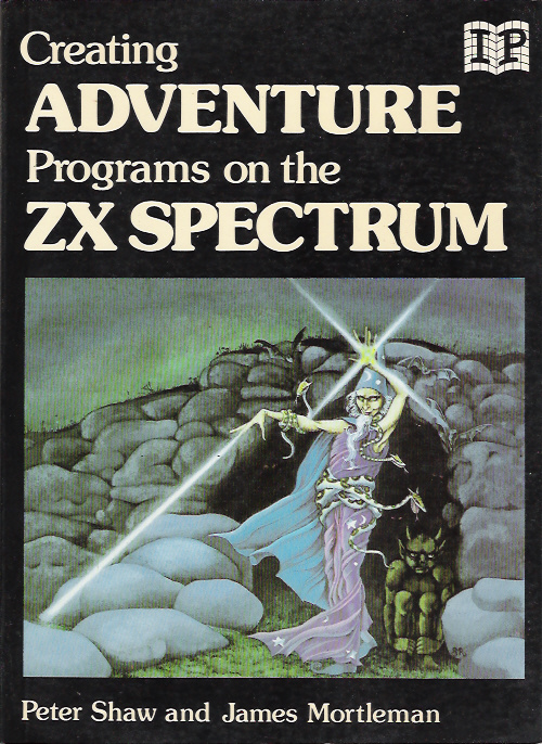 Creating Adventure Programs on Your ZX Spectrum image, screenshot or loading screen