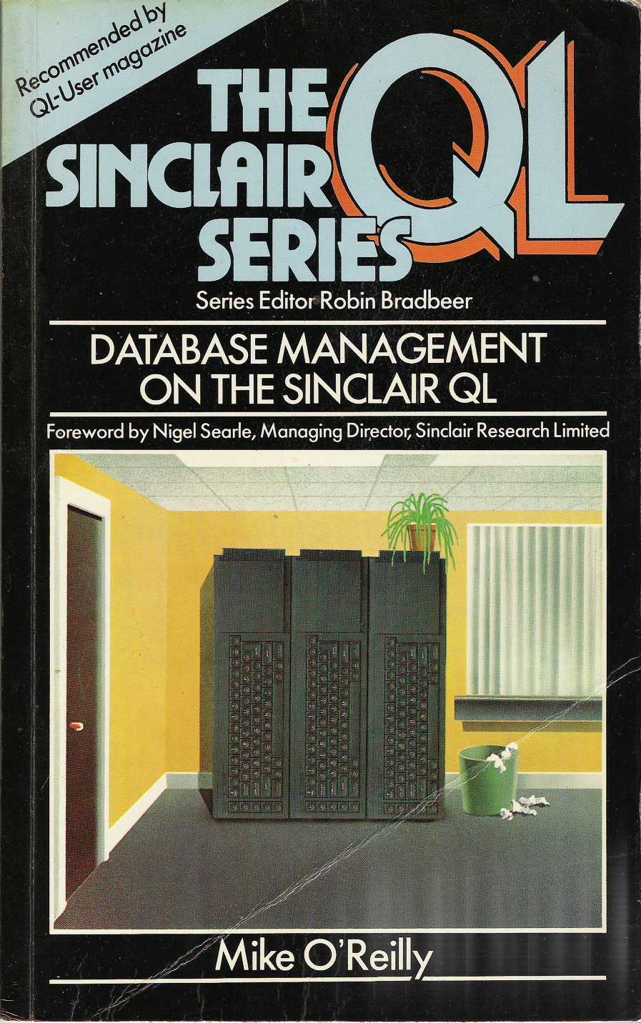 Database Management on the Sinclair QL screen