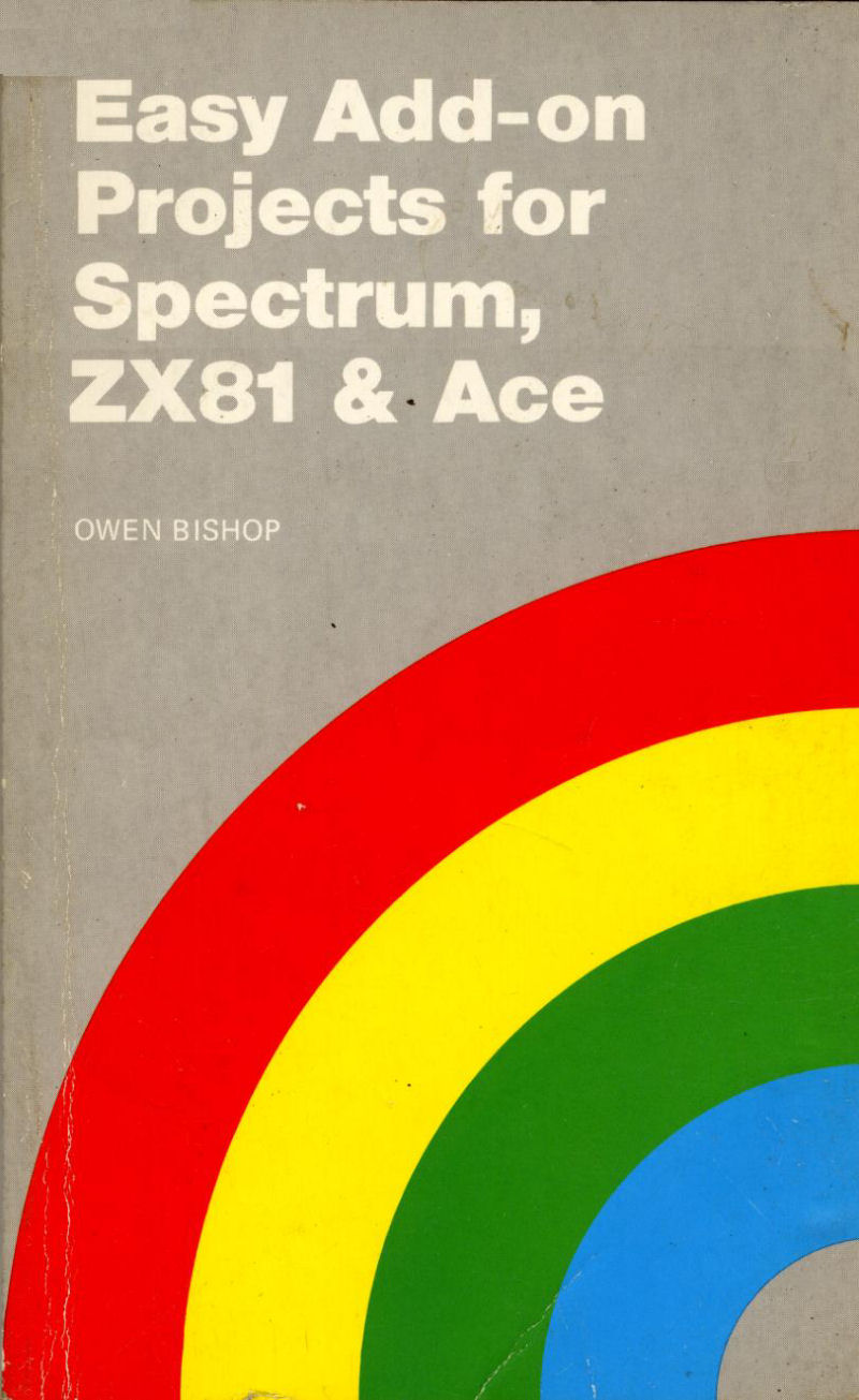 Easy Add-on Projects for Spectrum, ZX81 & Ace image, screenshot or loading screen