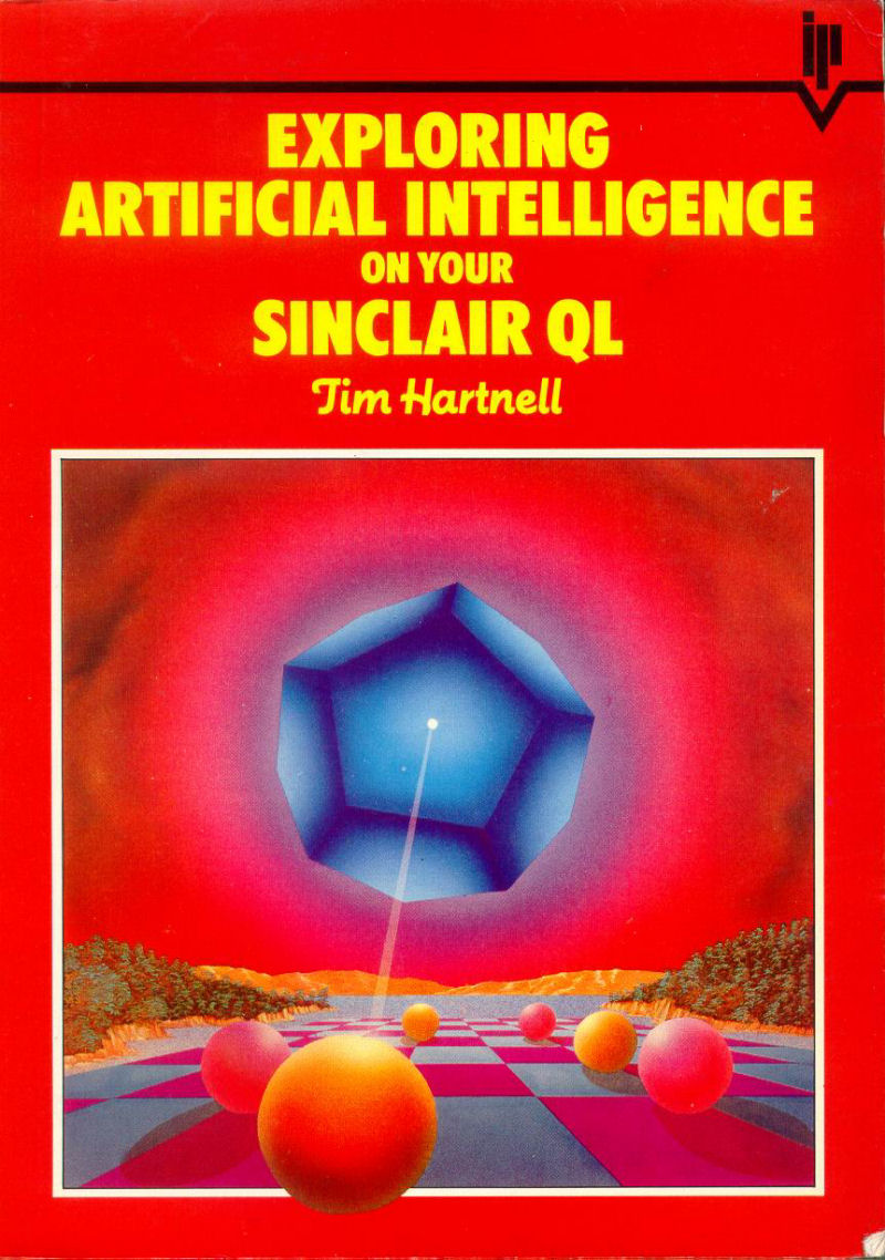 Exploring Artificial Intelligence on Your Sinclair QL screen