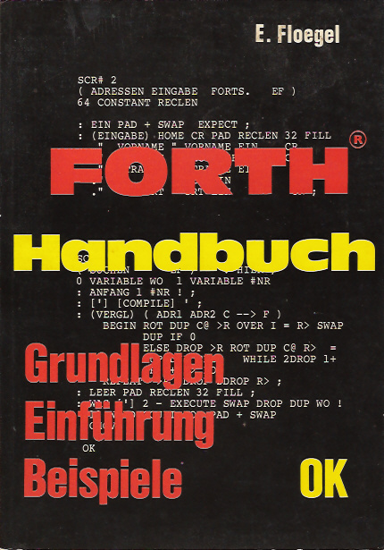 FORTH Handbuch screen