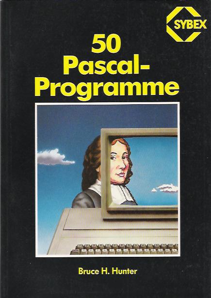 Fifty Pascal Programs screen