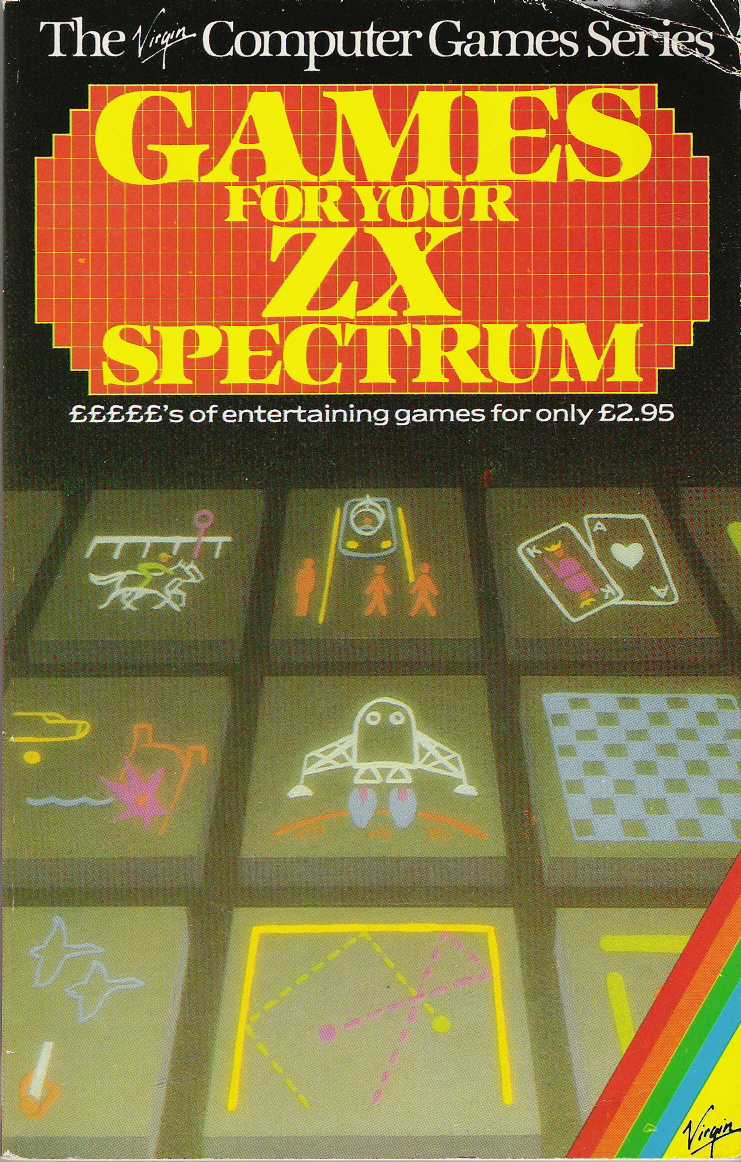 Games for Your ZX Spectrum image, screenshot or loading screen