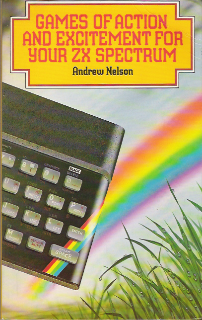 Games of Action and Excitement for Your ZX Spectrum screenshot