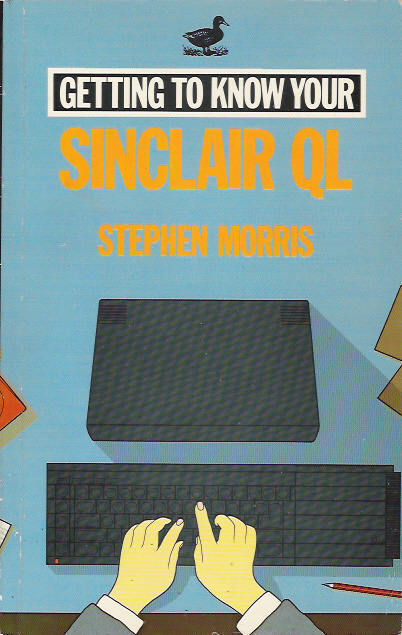 Getting to Know Your Sinclair QL screen