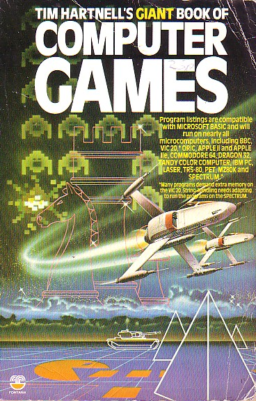 Giant Book of Computer Games screen