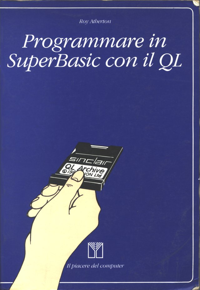 Good Programming with QL Superbasic screen