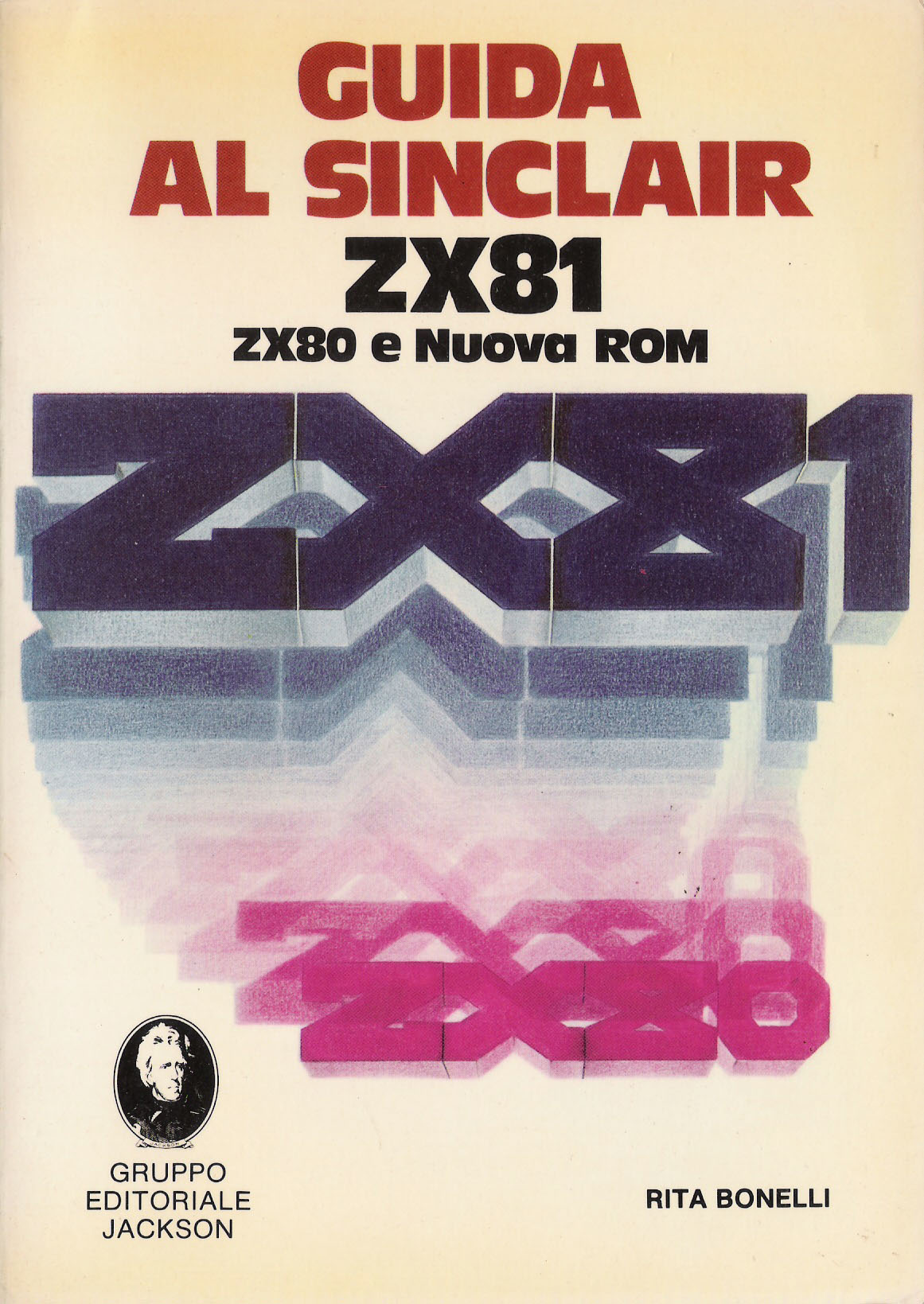 Guida al Sinclair ZX81 ZX80 e Nuova ROM image, screenshot or loading screen