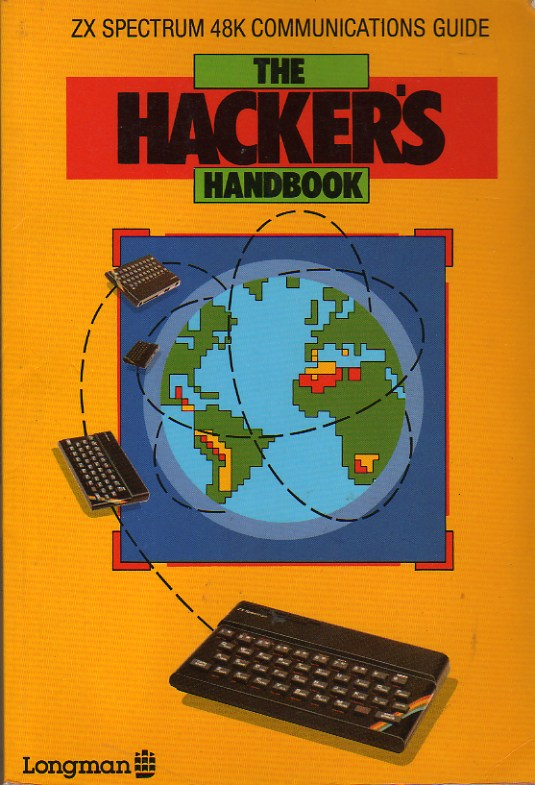 The Hacker's Handbook screen