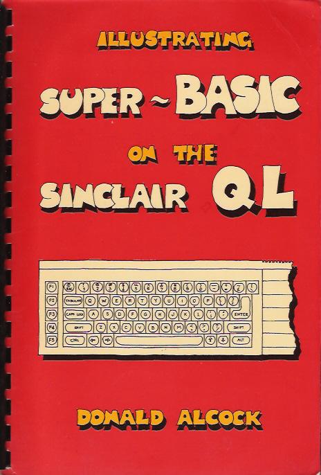 Illustrating Superbasic on the Sinclair QL screen