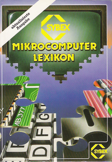 The International Microcomputer Dictionary screen