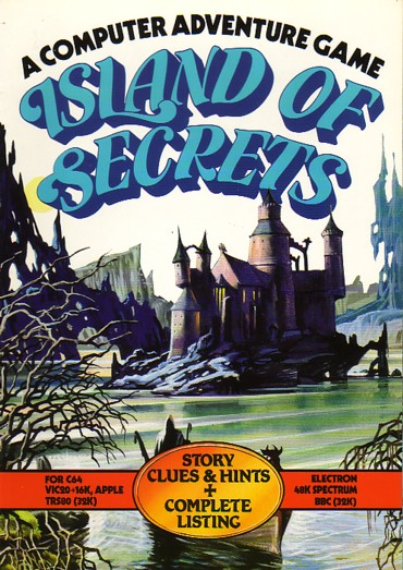 Island of Secrets image, screenshot or loading screen