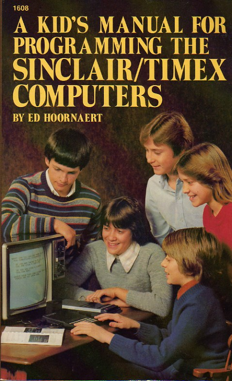 A Kid's Manual for Programming the Sinclair/Timex Computers image, screenshot or loading screen