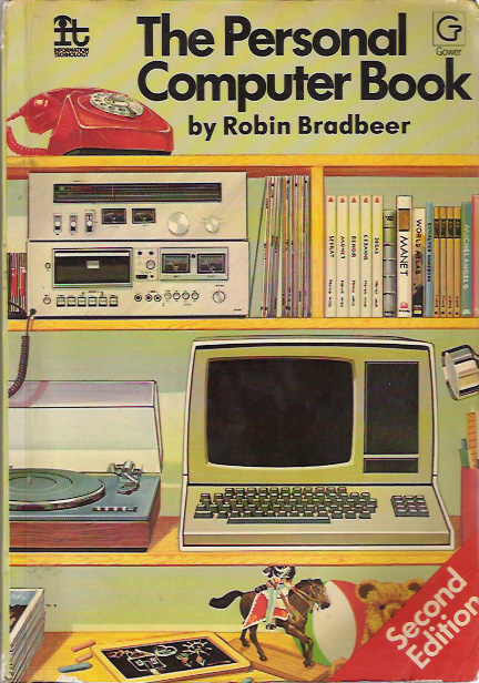The Personal Computer Book screen