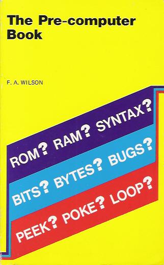 The Pre-Computer Book screenshot