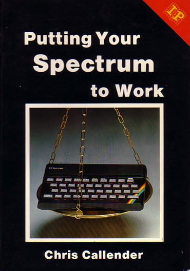 Putting Your Spectrum to Work screen