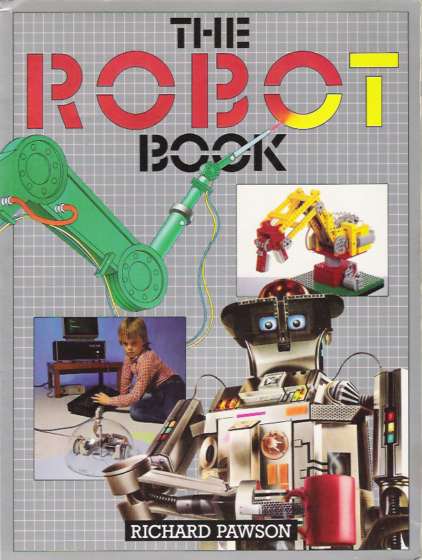 The Robot Book screen