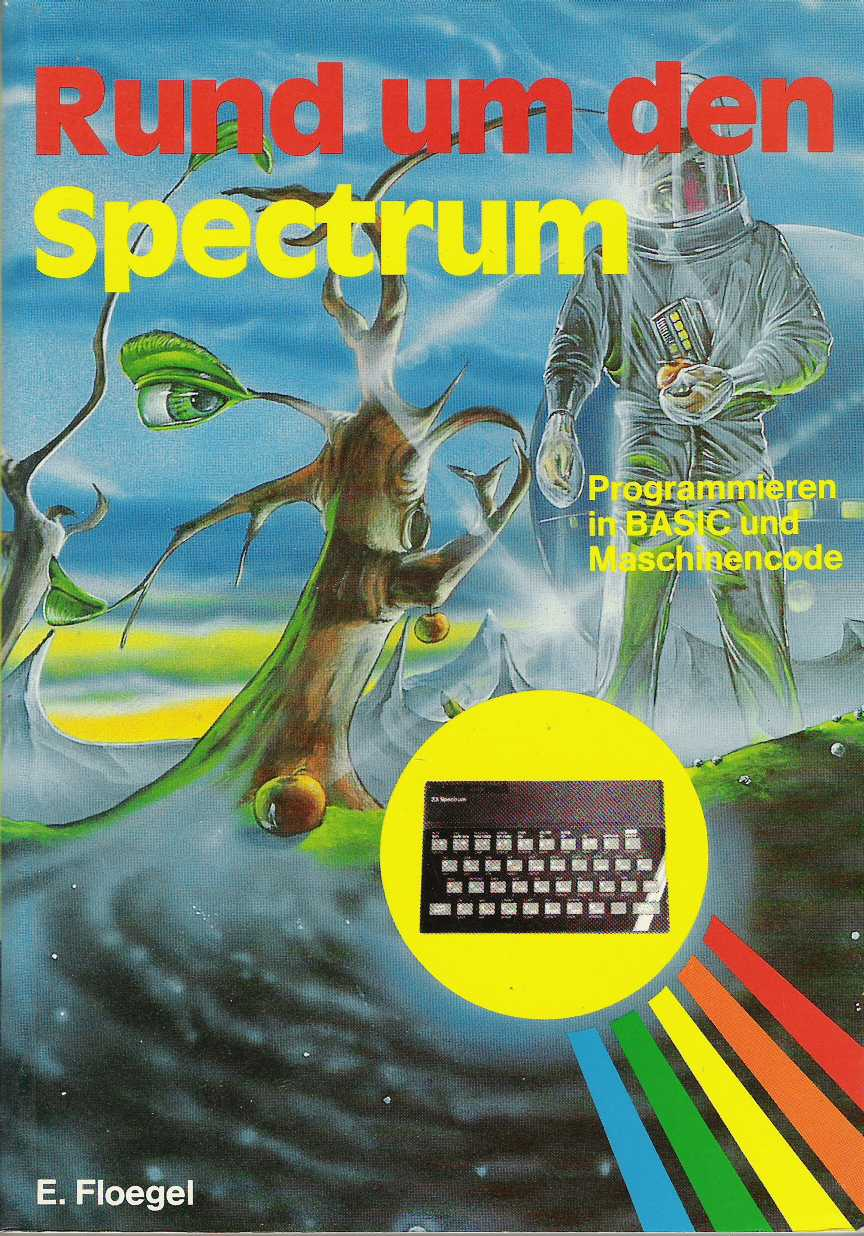 Rund um den Spectrum screen