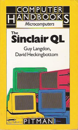 The Sinclair QL screen