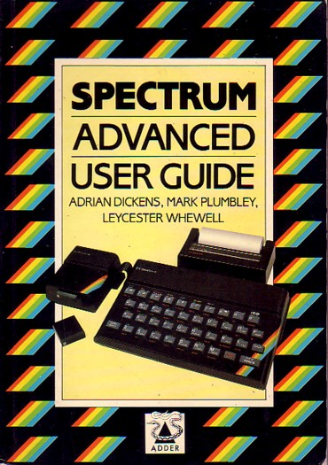 Spectrum Advanced User Guide screen