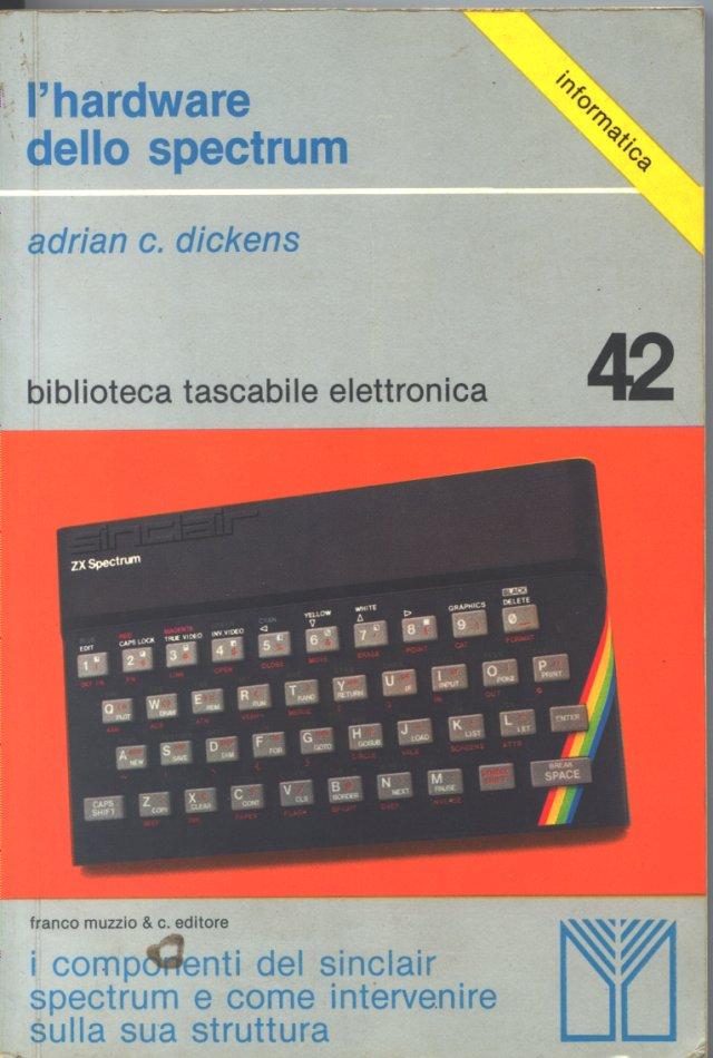 Spectrum Hardware Manual screenshot