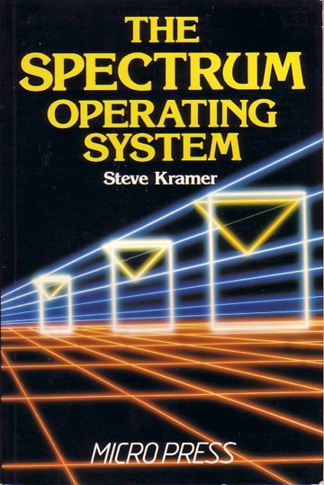 The Spectrum Operating System screen