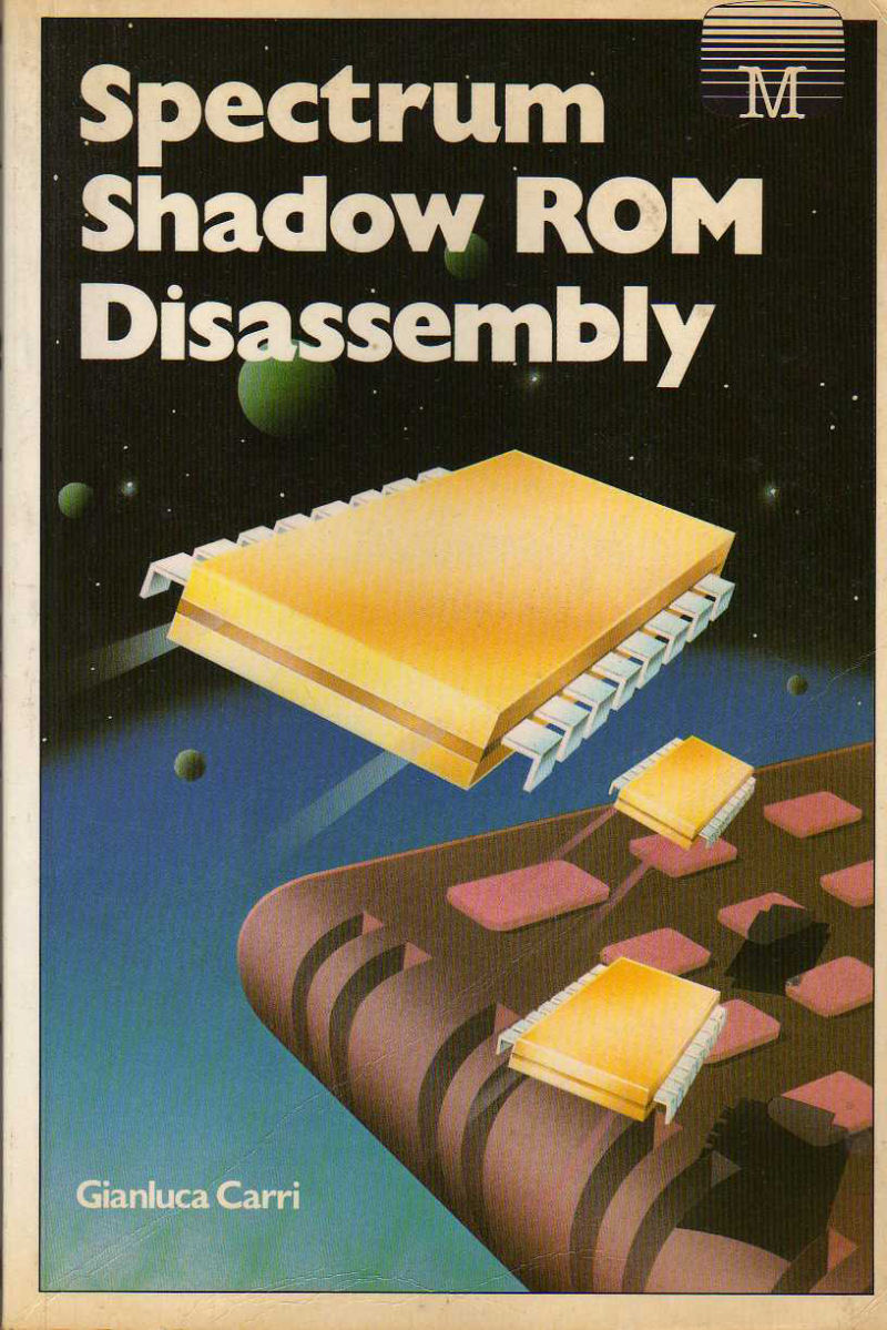 Spectrum Shadow ROM Disassembly screen
