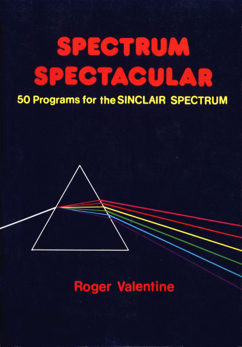 Spectrum Spectacular screen