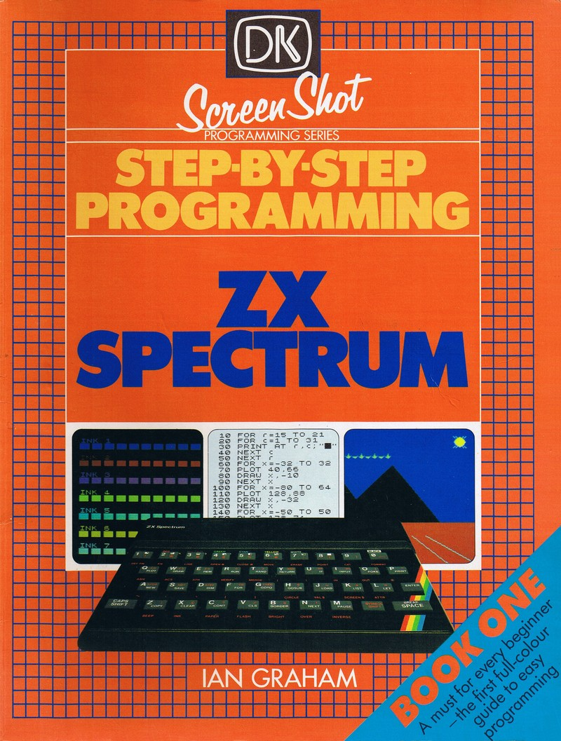 Step-by-Step Programming ZX Spectrum - Book One screen
