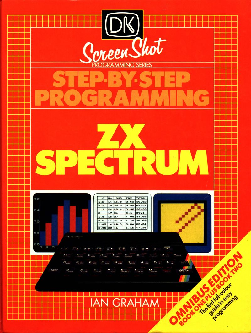 Step-by-Step Programming ZX Spectrum - Omnibus Edition screen