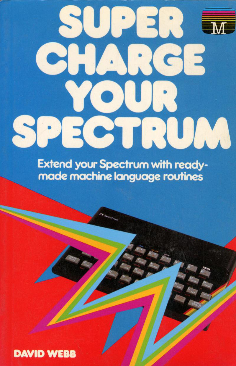 Super Charge Your Spectrum image, screenshot or loading screen