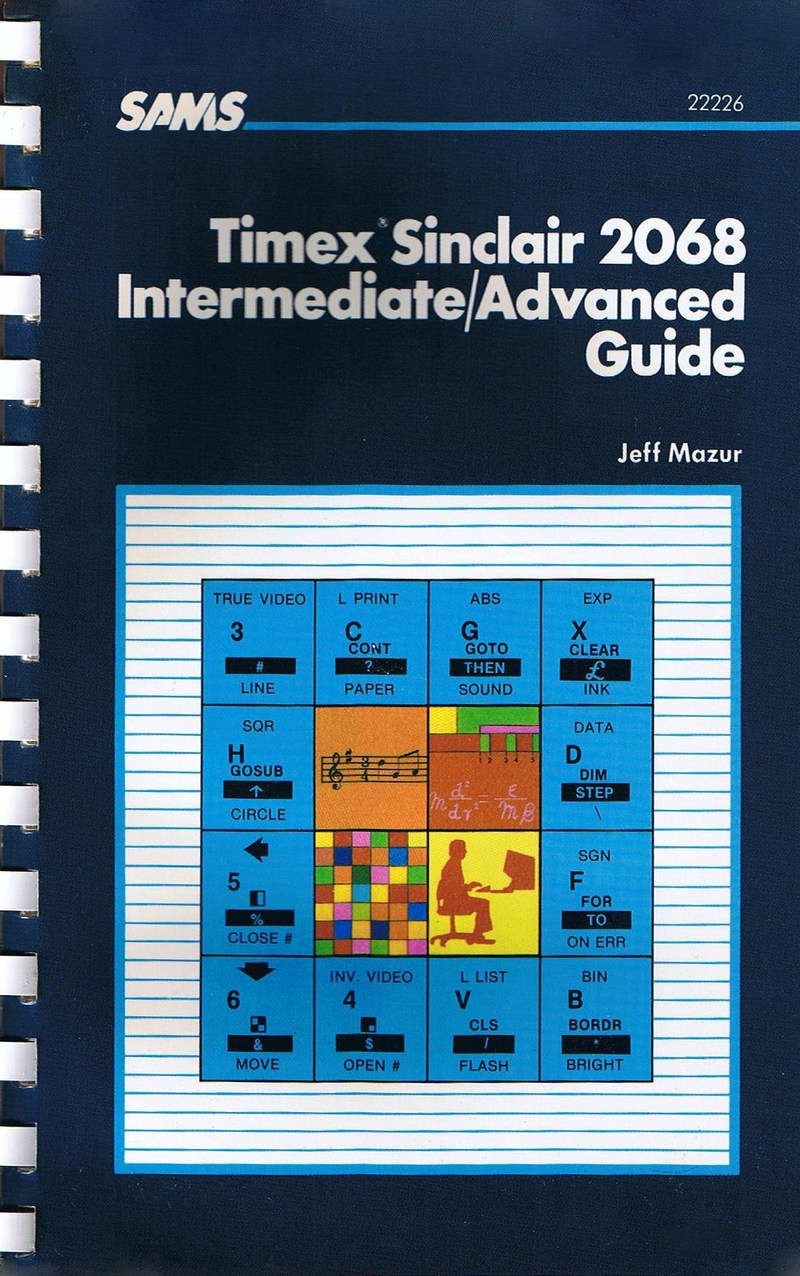 Timex Sinclair 2068 Intermediate/Advanced Guide image, screenshot or loading screen