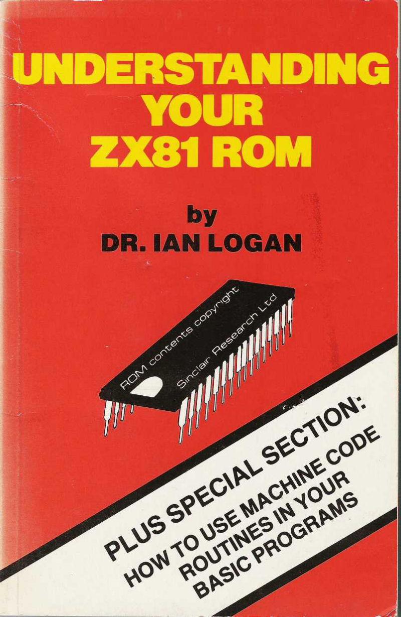 Understanding Your ZX81 ROM image, screenshot or loading screen