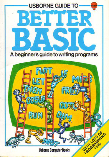 Usborne Guide to Better BASIC screen